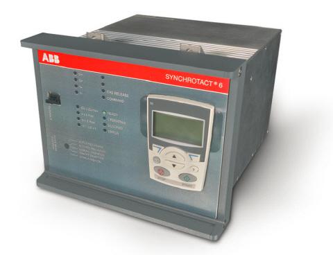 ABB, 6세대 신제품 ABB SYNCHROTACT 6 출시 일정 발표