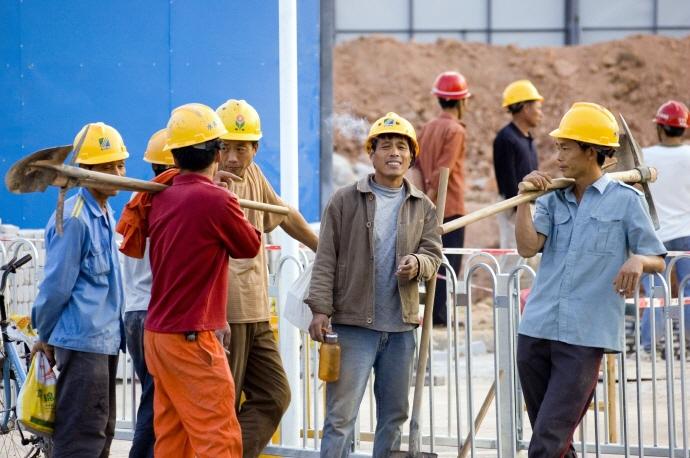 중국도 올해 11개 성시 최저임금 인상