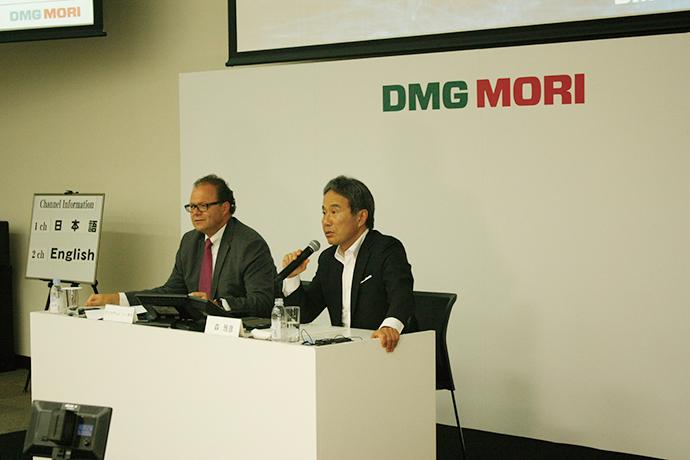 DMG MORI, 4차 산업혁명에 대한 자사의 미래 대응 방안 제시 - 다아라매거진 매거진뉴스