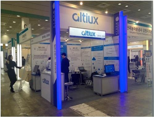 [2017 사물인터넷 국제전시회] Altiux, '스마트한 연결' 구현하는 기술 선보인다