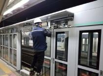추락·투신 사고 예방위해 139개 광역철도역 스크린도어 설치