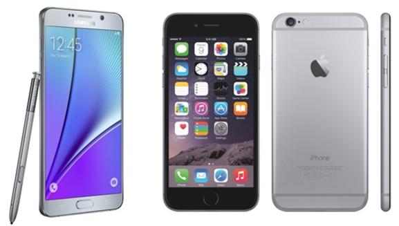 핫딜폰, 아이폰6·6S플러스·갤럭시노트5 0원 주말 특가 진행