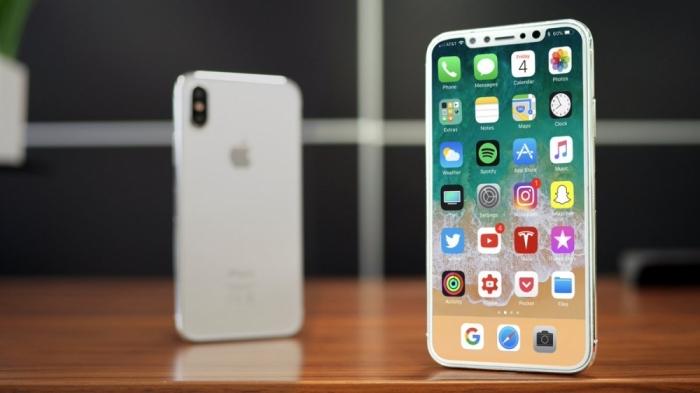 출시예정일 발표 임박한 애플 아이폰8, 얼굴인식에 손동작 인식까지 가능