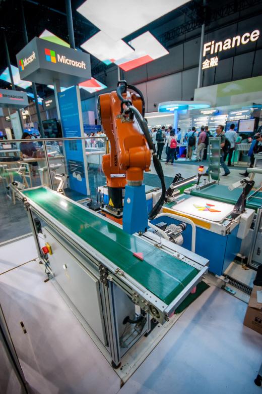 한국과 중국, 4차 산업혁명 핵심 '로봇산업 기술' 투자 교류