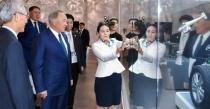 나자르바예프 카자흐스탄 대통령, 한국 스마트에너지 솔루션 격찬