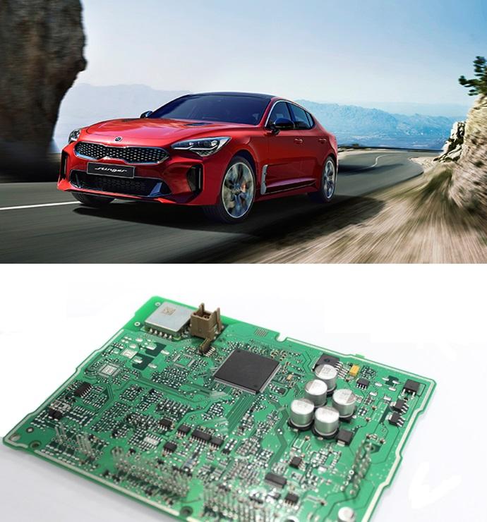 스팅어·아이오닉·신형 그랜저 '현대차 표준소프트웨어 플랫폼' 본격 적용