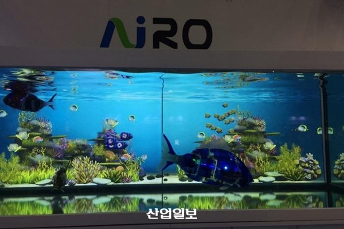 [포토뉴스]'2017 로보월드', 로봇 빅쇼 제품시연회 함께 개최