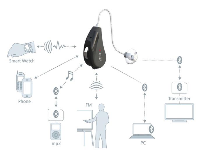 무선통신 융합 고성능 '스마트 보청기' 핵심기술 개발