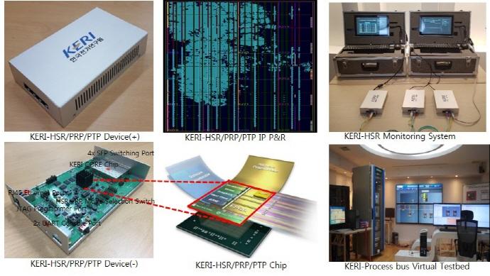 스마트변전소 시스템 구축 핵심 네트워크 기술 개발 성공
