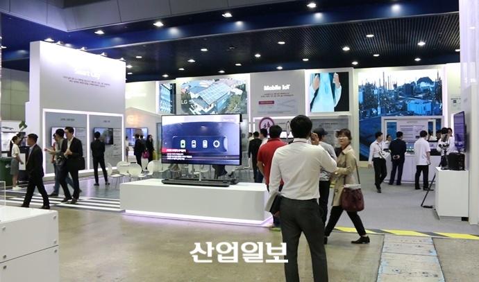 [동영상뉴스] 연결이 불러오는 생활의 혁신··· 사물인터넷(IoT) 국제전시회 개최