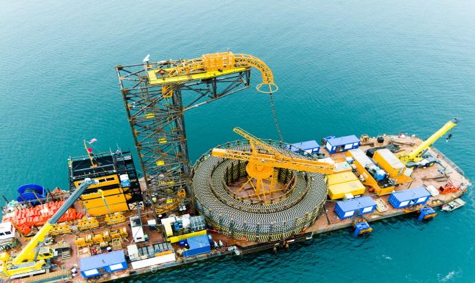 LS전선, 美 첫 해상풍력단지에 해저케이블 공급