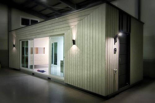 더큐브1, 국내유일의 이동식 디자인 목조주택 선봬...