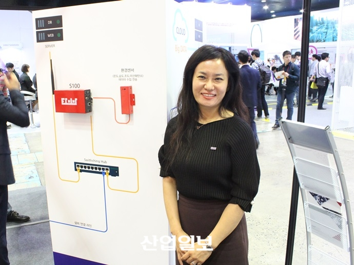 [2017 사물인터넷 국제전시회] 타이아(주), IoT 디바이스·솔루션 동시 보유…경쟁력↑