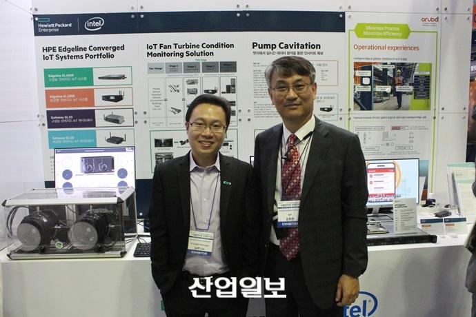 [2017 사물인터넷 국제전시회] 휴렛팩커드 엔터프라이즈(HPE), 데이터센터급 기능 및 성능 보유한 엣지컴퓨팅 제품군 선보여