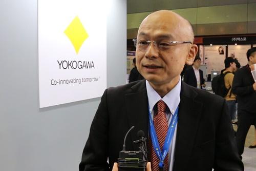 [2017 사물인터넷 국제전시회] YOKOGAWA, 사용자 작업 간소화 시킨 클라우드 서비스 선보여