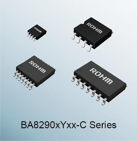 [신제품&신기술]로옴(ROHM) I  오토모티브 OP Amp 'BA8290xYxx-C 시리즈' - 다아라매거진 제품리뷰