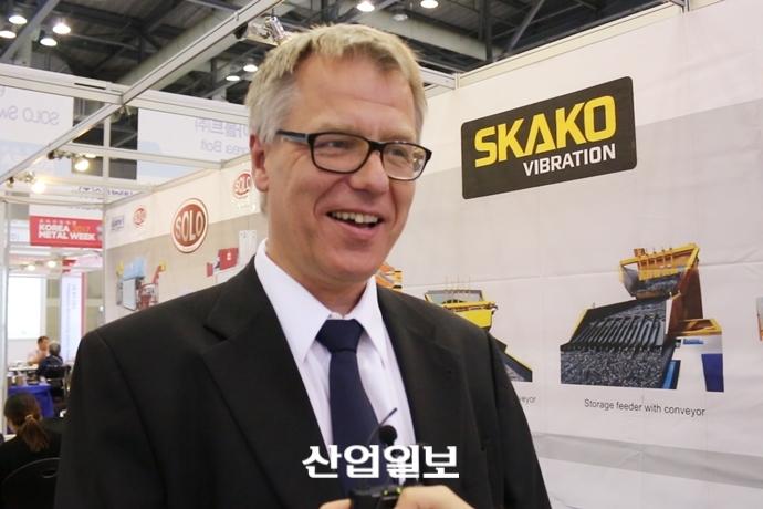 [2017 금속산업대전] 덴마크 SKAKO, 한국 자동차 파스너 업체 공략한다