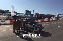 [포토뉴스] 2017 판교 자율주행모터쇼, 운전자 없이 움직이는 자율주행차 신기해요