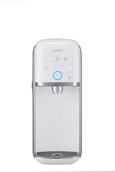 직수형 정수기 퓨리얼, 신제품 직수형 냉온정수기 출시