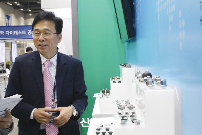 [ReviewⅠ] ㈜풍강, 자동차 너트(NUTS) 시장 세계화 나선다 - 다아라매거진 매거진뉴스