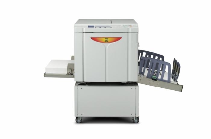 [신제품&신기술] 리소코리아, 디지털 인쇄기 RISO A2 - 다아라매거진 제품리뷰