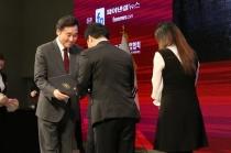 [동영상뉴스] 로봇산업인 격려의 장 열려 '미소 한 가득'