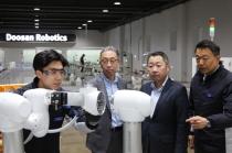 두산로보틱스, 협동로봇 4개 모델 양산 개시