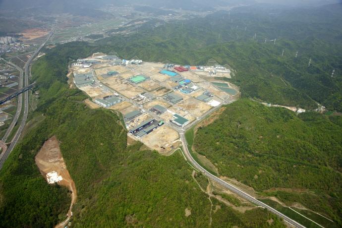 울산 '반천일반산업단지 조성사업' 준공…중소기업 공장부지난 해소