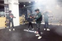[포토뉴스] VR 게임대전, 가상현실(VR) 속 총격전 '실감나네'