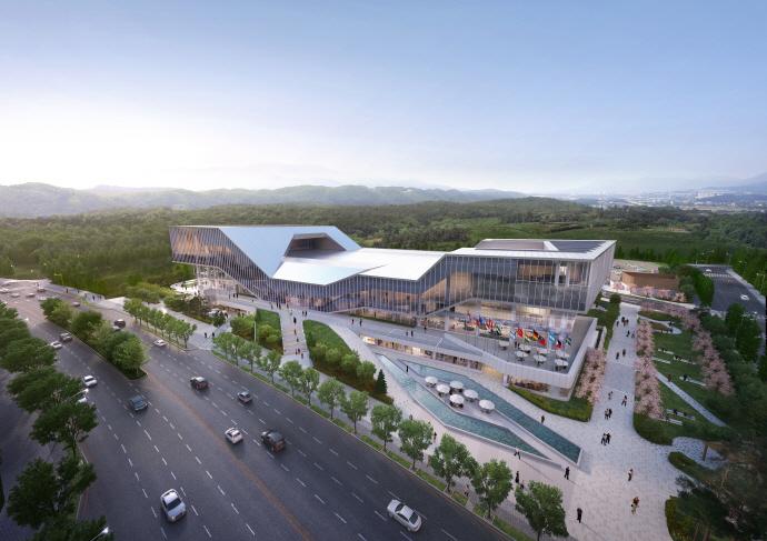 울산전시컨벤션센터 '2020년 준공