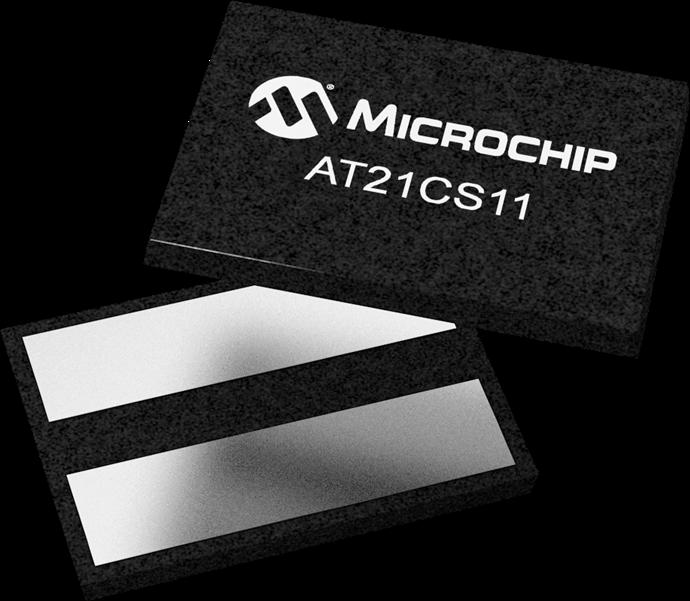 [신제품&신기술] 마이크로칩테크놀로지, AT21CS11 - 다아라매거진 제품리뷰