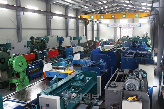 ㈜대동머신, '철저한 정비'와 'AS솔루션'으로 산업용 중고기계 발전 견인