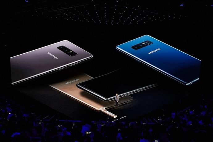 아이폰 배터리에 이어 갤럭시노트8시리즈도 배터리에서 문제 발생
