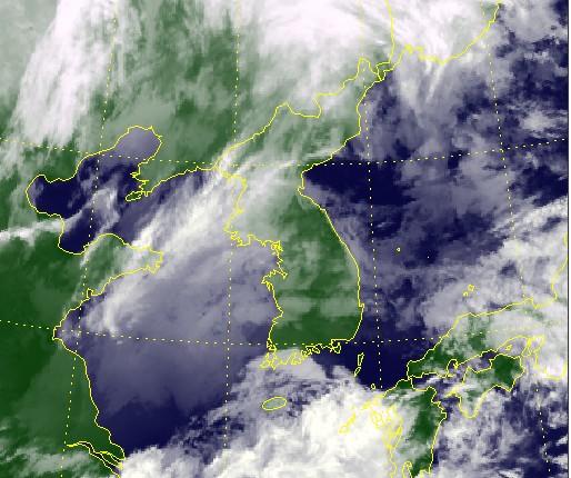 [1월8일] 오늘의 날씨, 전국 흐리고 저녁부터 눈 또는 비