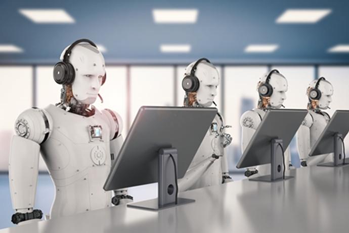 AI 상담원, 콜센터 상담원의 감정노동 줄인다