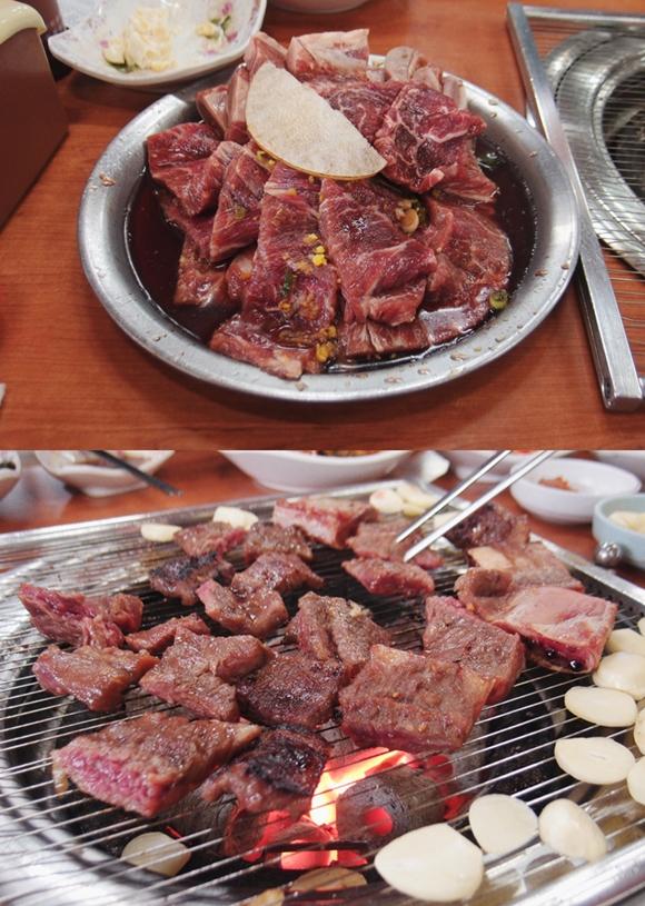 포천 이동갈비 맛집의 원조 '김미자할머니갈비', 단골들로 문전성시