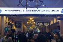 [포토뉴스] '2018 SHOT SHOW'…각종 화기류 '한 자리에'