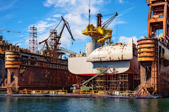 [Ship building]삼성중공업·현대중공업의 유상증자에 조선업계 '전전긍긍' - 다아라매거진 매거진뉴스