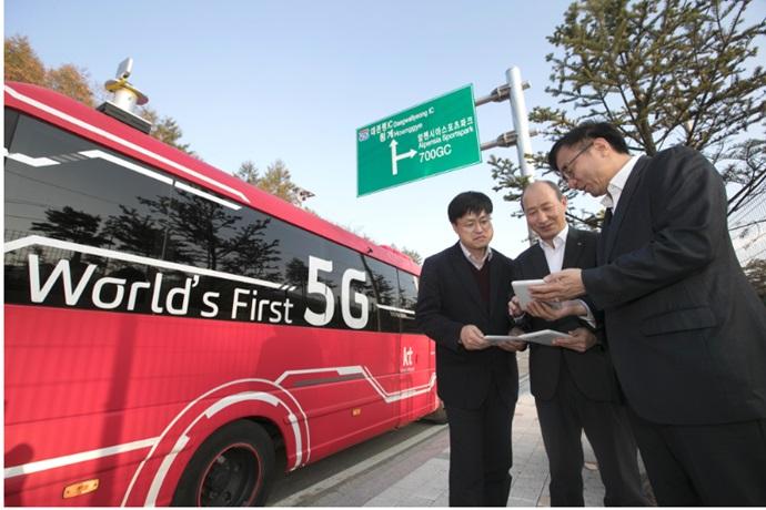평창동계올림픽, 5G 기술 선보이는 KT외에 LG디스플레이 함께 떠오른다