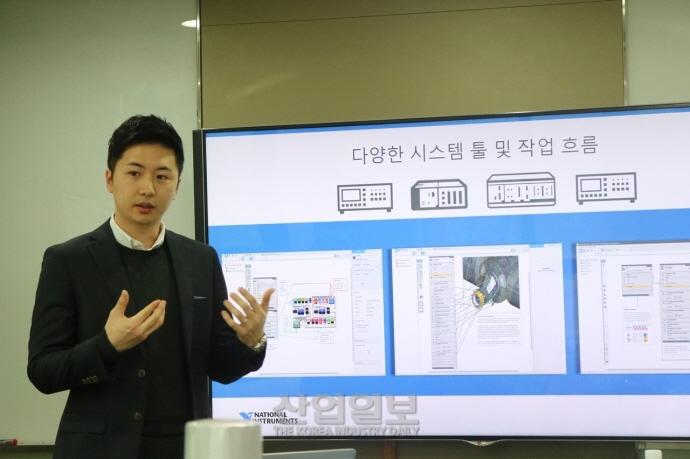 한국NI, 랩뷰 NXG…테스트시스템 설치 및 구성시간 '단축'