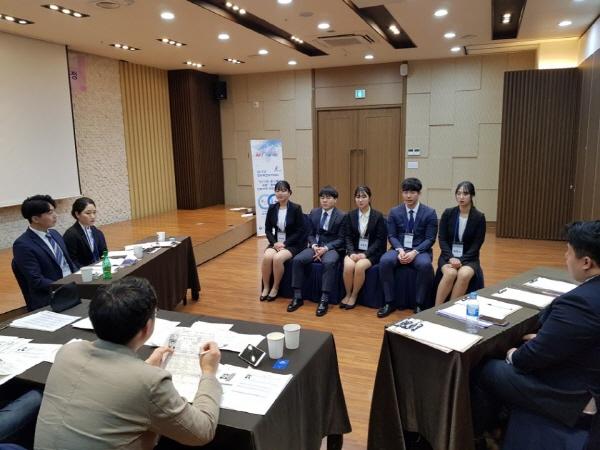 더와이파트너스, '유통물류 취업캠프' 개최