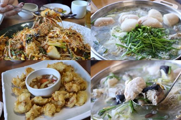 속초 맛집 '이조복국', 설 명절 온 가족이 함께 즐기는 자연산 복요리