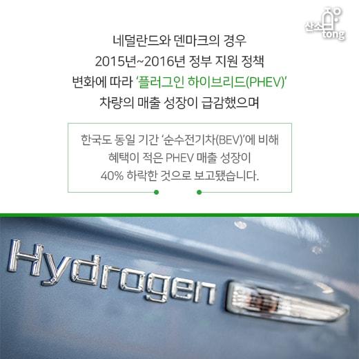 [카드뉴스] 미세먼지 대응책으로 나선 전기자동차, 생산과정도 친환경…?