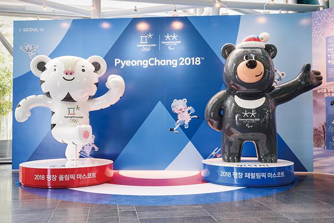 [Olympics]평창 동계올림픽, 5G 기술 선보인 KT와 LG디스플레이 함께 떠오른다 - 다아라매거진 매거진뉴스