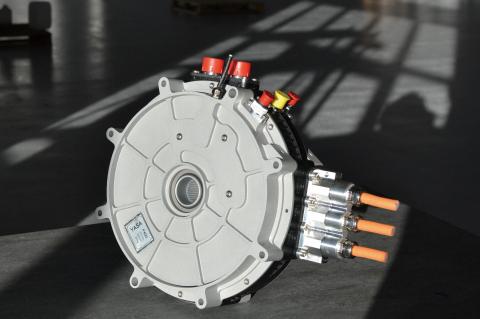YASA, 축방향 자속 전기 모터 - 다아라매거진 제품리뷰