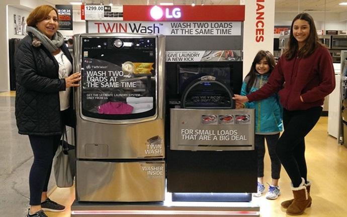 [Global]트럼프의 세탁기 세이프가드 발효, LG·삼성에게는 '미풍' - 다아라매거진 매거진뉴스