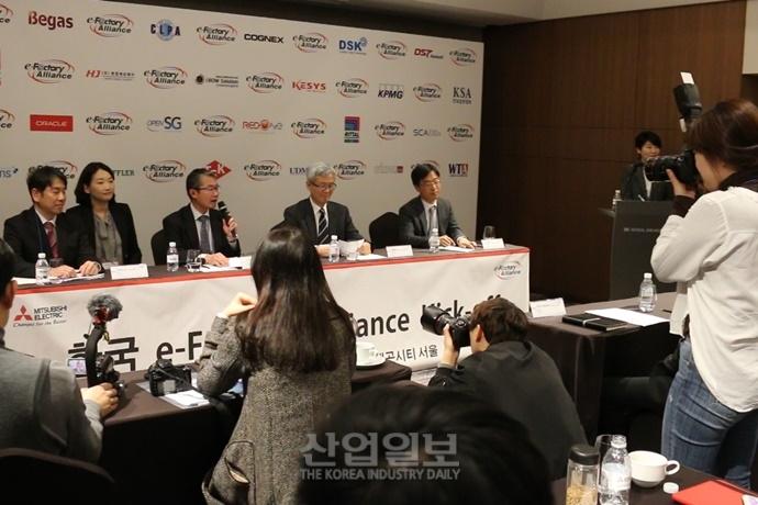 [동영상뉴스] 미쓰비시전기, 한국 e-F@ctory 얼라이언스 발족
