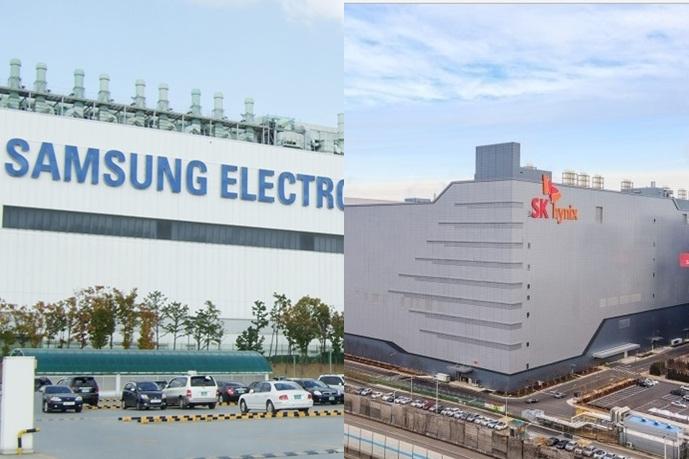 '3분기까지 DRAM 가격 상승' 전망에 삼성전자·SK하이닉스 '화색'