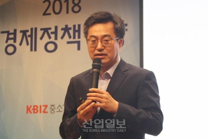 김동연 경제부총리, 철강관세문제 해결위해 미국 재무장관에 서한 발송