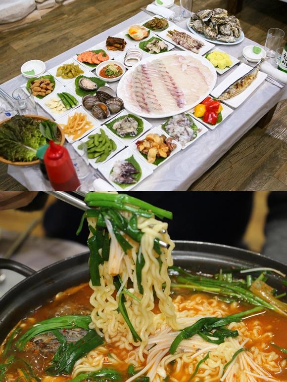 """여수 맛집 돌산용궁횟집, """"봄 경치 만끽하며 식도락 즐기세요"""""""